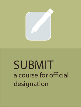 submit icon for faculty to submit service learning courses